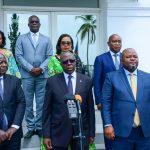 Primature : le CCE constate une augmentation des réserves de change de plus de 100 % depuis l'investiture du Gouvernement Sama Lukonde.